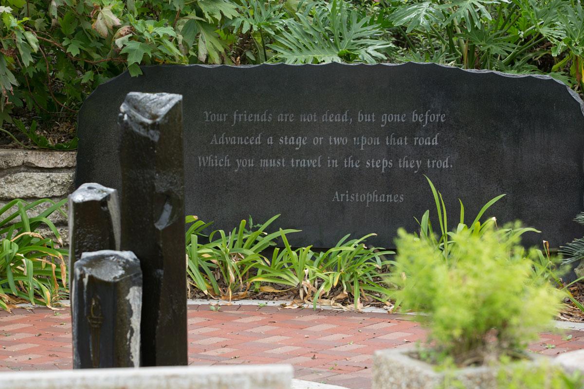 Memorial Garden Fsu Legacy Walk